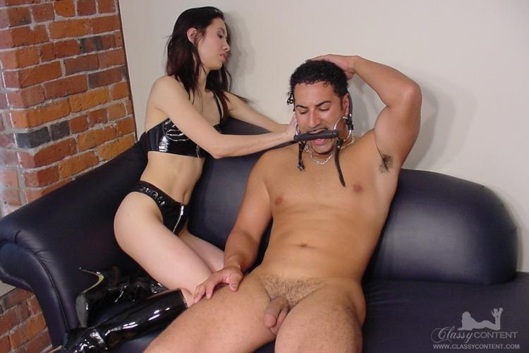 Man spanked otk